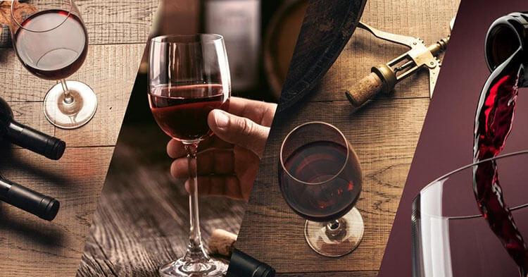 copa de vino en Valencia