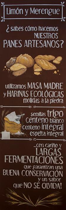 Limón y Merengue - Pastelería Artesanal - Fermentación