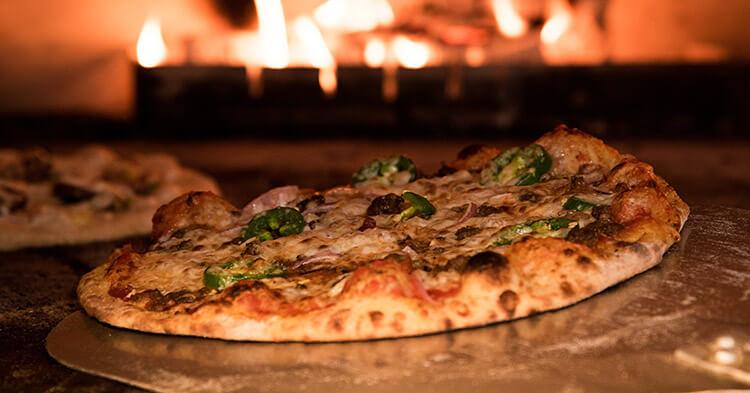 Pizza en Valencia