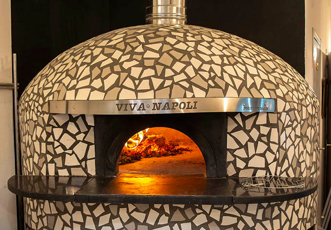 Pizzeria Viva Napoli - Horno