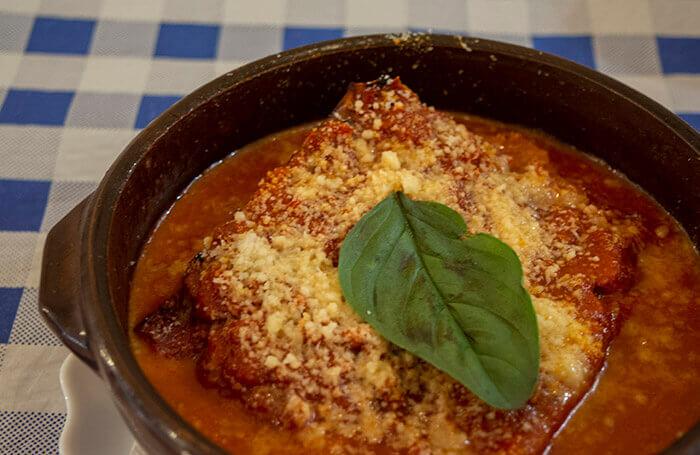 Viva Napoli Pizzeria - Lasagna