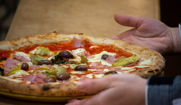Pizzeria Viva Napoli - Pizza
