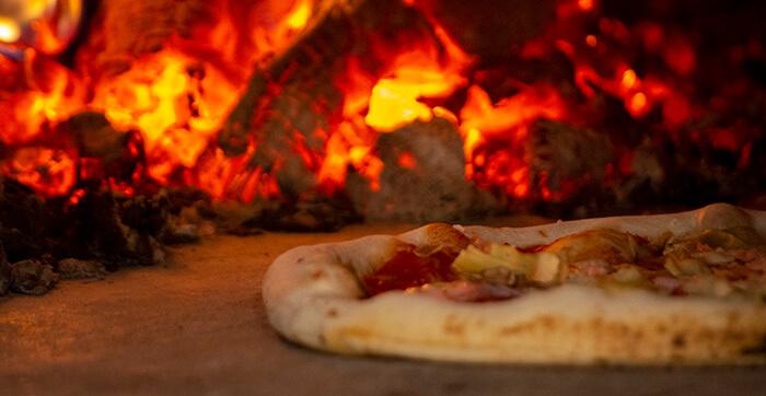 Pizzeria Viva Napoli - Cocción